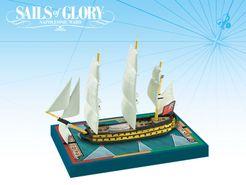 Sails of Glory Ship Pack: HMS Agamemnon 1781 / HMS Raisonnable 1768