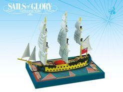Sails of Glory Ship Pack: HMS Bellona 1760 / HMS Goliath 1781