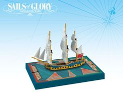 Sails of Glory Ship Pack: HMS Cleopatra 1779 / HMS Iphigenia 1780