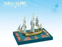 Sails of Glory Ship Pack: HMS Juno 1780 / HMS Castor 1785