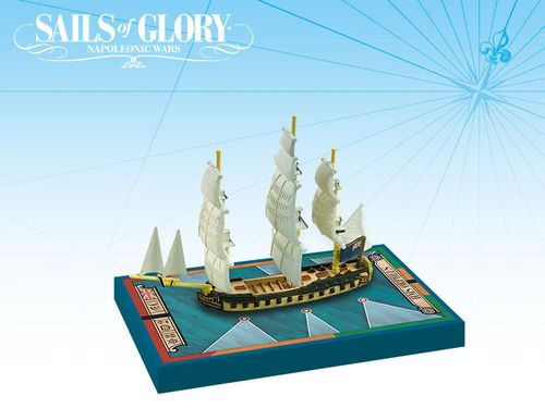 Sails of Glory Ship Pack: HMS Orpheus 1780 / HMS Amphion 1780