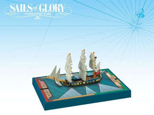 Sails of Glory Ship Pack: HMS Swan 1767 / HMS Fairy 1778
