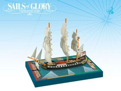 Sails of Glory Ship Pack: HMS Sybille 1794 / HMS Amelia 1796