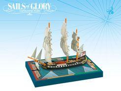 Sails of Glory Ship Pack: HMS Sybille 1794 / HMS Amelia 1796