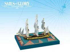 Sails of Glory Ship Pack: La Concorde 1777 / Junon 1778