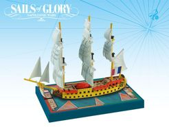 Sails of Glory Ship Pack: Le Berwick 1795 / Le Swiftsure 1801