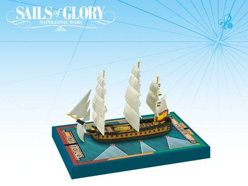 Sails of Glory Ship Pack: Mahonesa 1789 / Ninfa 1795