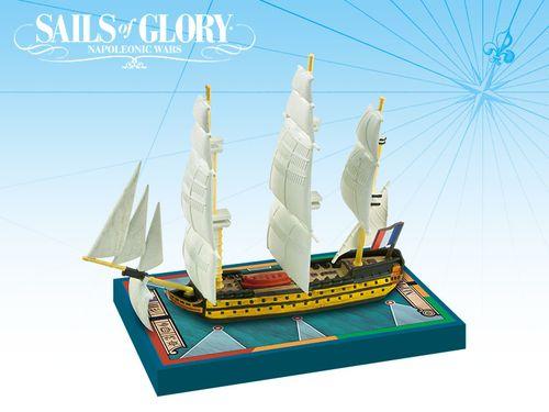 Sails of Glory Ship Pack: Neptune 1803 / Ville de Varsovie 1808