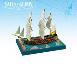 Sails of Glory Ship Pack: Principe de Asturias 1794 / San Hermenegildo 1789