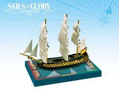 Sails of Glory Ship Pack: Real Carlos 1787 / Conde de Regla 1786
