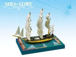 Sails of Glory Ship Pack: San Agustin 1768 / Bahama 1783