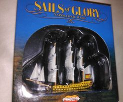 Sails of Glory Ship Pack: San Juan Nepomuceno 1766 / San Francisco de Asis 1767