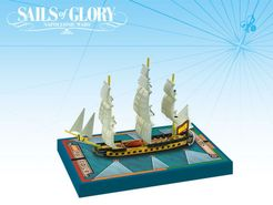 Sails of Glory Ship Pack: Sirena 1793 / Ifigenia 1795