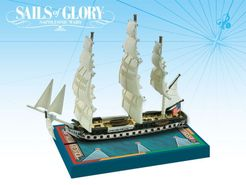 Sails of Glory Special Ship Pack: USS Constitution