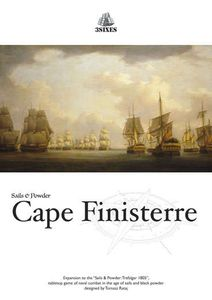 Sails & Powder: Cape Finisterre