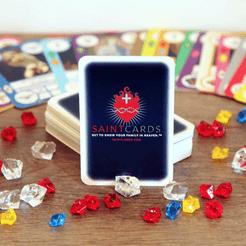 SaintCards: Base Game