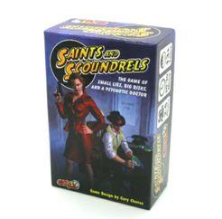 Saints and Scoundrels