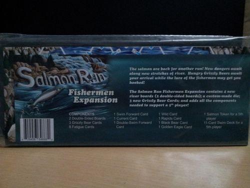 Salmon Run: Fishermen Expansion