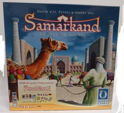 Samarkand: Routes to Riches (2012 Edition)
