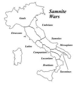 Samnite Wars