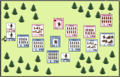 Samurai Conquest: A Solitaire Game of Japan's Wars of Unification.