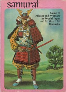 Samurai: Game of Politics and Warfare in Feudal Japan