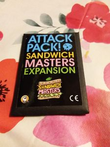 Sandwich Masters: Attack Pack!