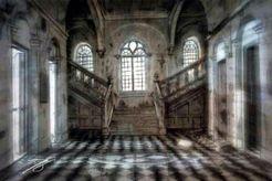 Sanitarium: The Foyer