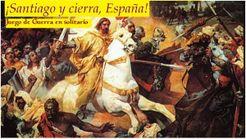 !Santiago y cierra, España!