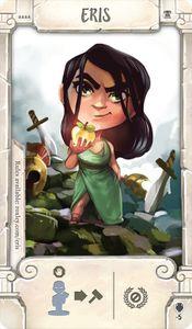 Santorini: Eris Promo Card