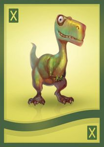Sauries: Tyrannosaurus Promo