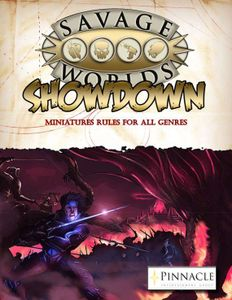 Savage Worlds Showdown: Miniatures Rules for All Genres