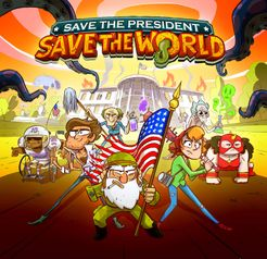 Save the President, Save the World