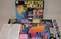 Save The World: A Cooperative Environmental Game