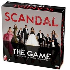 Scandal the Game