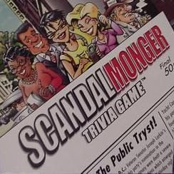 ScandalMonger Trivia Game