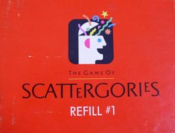 Scattergories Refill