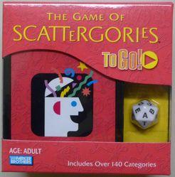Scattergories To Go