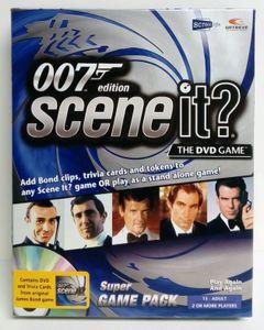 Scene It?: 007 Super Game Pack
