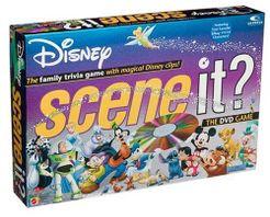 Scene It? Disney