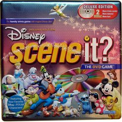 Scene it? Disney Deluxe Edition
