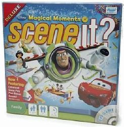 Scene It? Disney Magical Moments Deluxe Edition