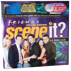 Scene It? Friends Deluxe Edition
