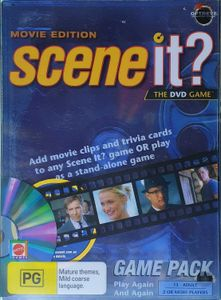 Scene It?: Game Pack – Movie Edition