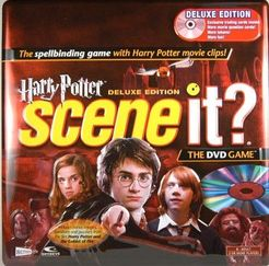 Scene It? Harry Potter Deluxe