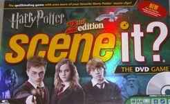 Scene It? Harry Potter Second Edition