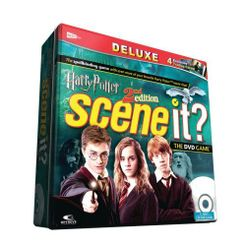Scene It? Harry Potter Second Edition Deluxe