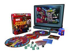 Scene It? Marvel Deluxe
