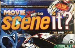 Scene It? Movie Second Edition