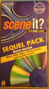 Scene It? Sequel Pack: Movie Edition